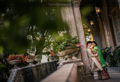 Sravanthi and Kimihiro engagement & welcome reception