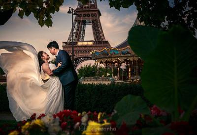 Paris   Hehe and Ranran