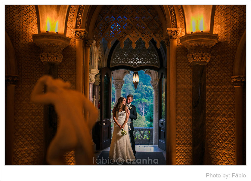 Monserrate Palace Sintra Weddings