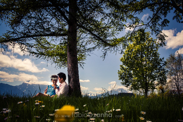 Honeymoon Photoshoot – day 2 | Connie and Han Lee | Bavária