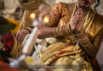 Hindu wedding | Sravanthi and Kimihiro