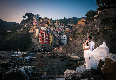 Cinque Terre | Cherry and Jason