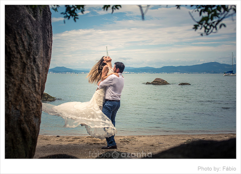 Yolan Cris Trash the Dress Florianopolis