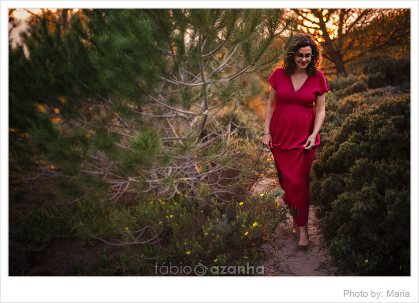 Sessão gestante Lisboa Portugal - Maternity Session Lisbon